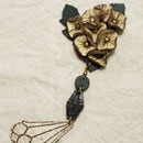 flora jewel brooch